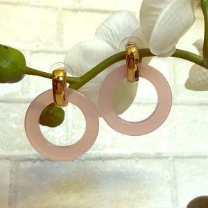 Kate Spade Slice of Stone earrings